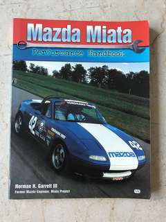 Mazda mx-5 books and magazines