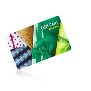 Gift card petronas