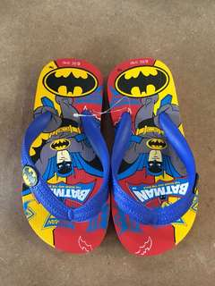 Batman slipper
