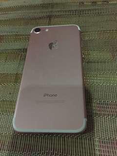 Iphone 7 32gb FU rosegold