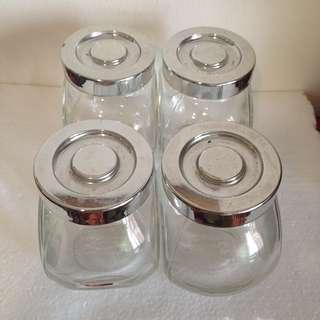 Ikea mini Glass Jar