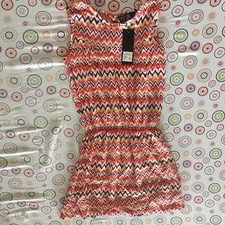 Summer dress (garterized)