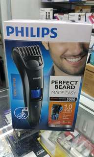 PHILIPS BEARD TRIMMER RECHARGEABLE