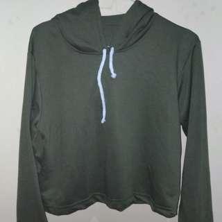 Kaos sweater bahan babyterry