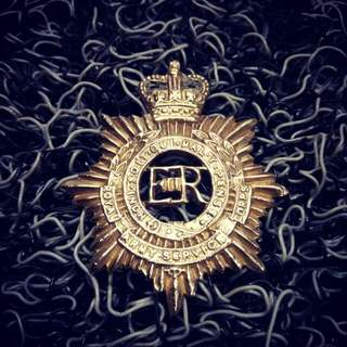 BADGE ROYAL CORPS