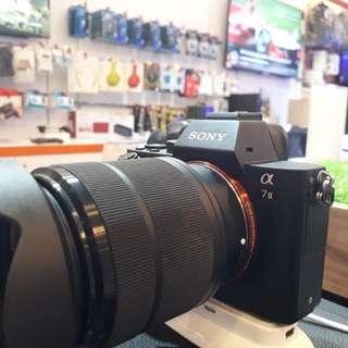 Kamera A7II (Baru)