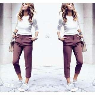 ▪terno pants