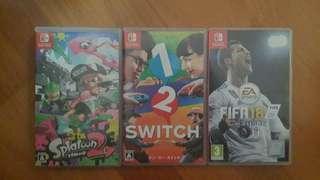 Switch splatoon2 switch 1 2 fifia 18