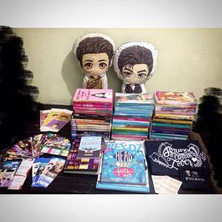 55 WATTPAD BOOKS +1 elijah chibi and watty freebies!!!