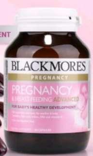 blackmores pregnacy & breastfeeding advance