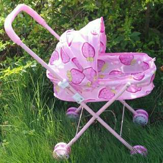 Doll stroller pram kids toy
