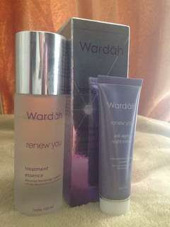 Wardah treatment essence renew you