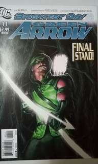DC COMICS GREEN ARROW #11