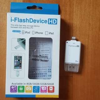 i-flash hd 8Gb 手指
