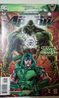 DC COMICS GREEN ARROW #12