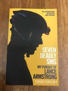 Seven Deadly Sins My Pursuit of Lanc Armstromg