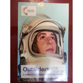 Outsiders: a collection of fiction & non-fiction
