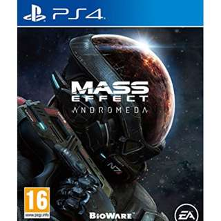 PS4 PREOWNED MASS EFFECT ANDROMEDA