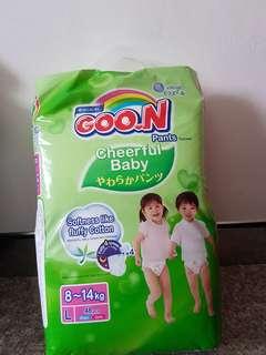Goon Diapers Pants (3 packs)