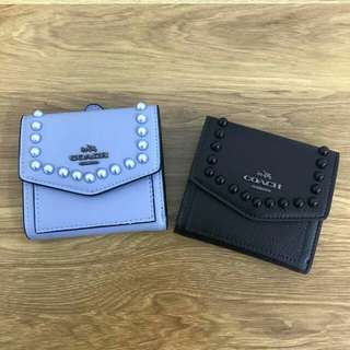 Coach Pearl Women Short Wallet
