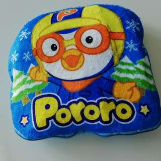 Pororo soft blanket