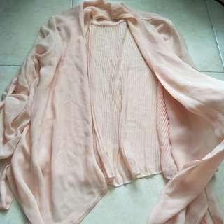 Chiffon jacket