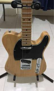 Electric Guitar Sx American Swamp Ash telecaster