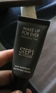 PRELOVED!! Make up for ever step 1 mattifying primer