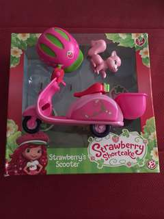 Strawberry's Scooter