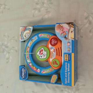 Vtech Spin And Explore