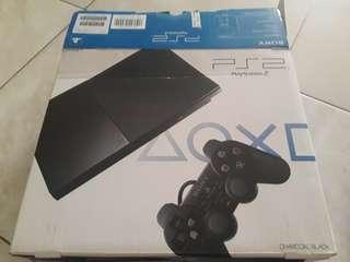 PlayStation 2 SONY Charcoal Black