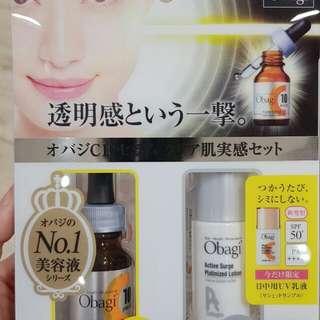 Serum + lotion collagen maks trf 17 april