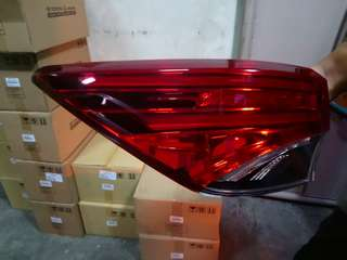 Tail Light Assembly Fortuner 2015+