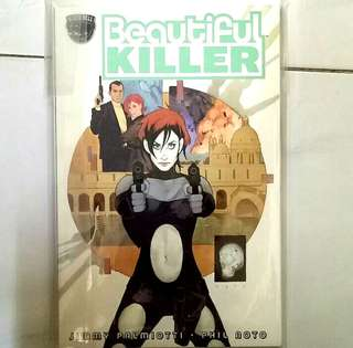BLACK BULL COMICS BEAUTIFUL KILLER TPB