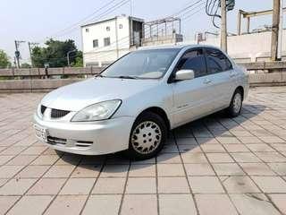 【廠牌】: 三菱 【型式】: Lancer銀色黑米內裝 【年份】:2006年 【排氣量】:1.6L 【檔位】:自排  【售價】:9萬8 【地區】: 士林 【車況】: 實跑12萬km 一手車 可全額貸 📲Line:King09091988      有興趣歡迎 Fb私訊 Jin Ming