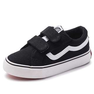 (PREORDER) Inspired Vans Kids Shoes Velcro
