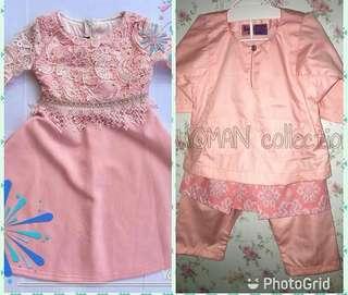 Baju Kurung Budak/ Baju Melayu Baby