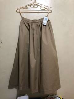 Uniqlo Long Skirt