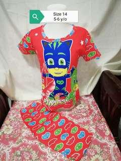 Kids Pajama Terno