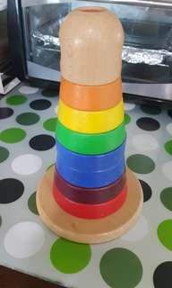 Wooden Toy IKEA