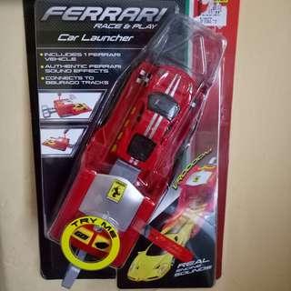 Burago FERRARI (CAR LAUNCHER)