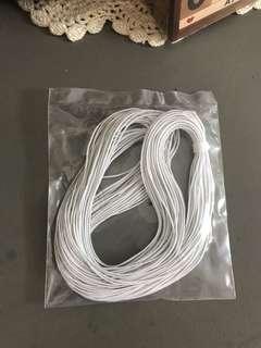 Elastic string for craft