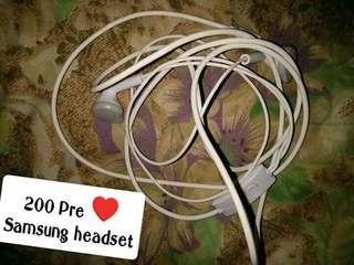 Orig. Samsung Headset