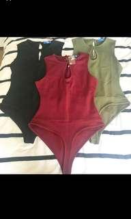 Bodysuits brand new