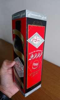 日本版2000年可樂有盒 (盒少殘)