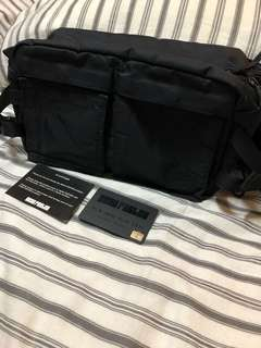 Head Porter Black Beauty Waist Bag