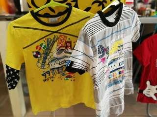 Sanrio Tshirts. 2 pcs