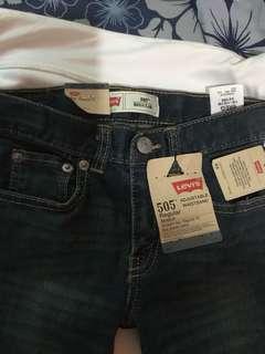 Authentic Levis Jeans kids
