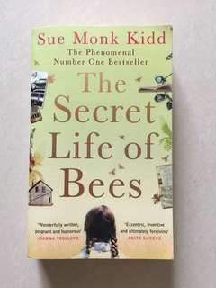 The Secret Lift of Bees by Sue Monk Kids