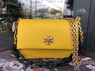 Tory Burch Kira Mini Bag - yellow